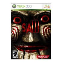Saw El Juego Del Miedo Usado Para Xbox 360 Blakhelmet C