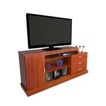 Mesa Tv Tables 1032 Caoba