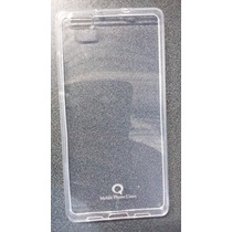 Protector Transparente Huawei P8 Lite Ale 23 + Mica Glass 9h