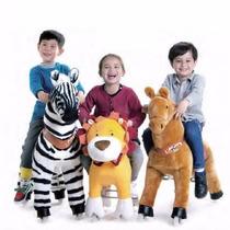 Ponycycle Andador Para Chicos Unicos En El Pais Tam. Grande