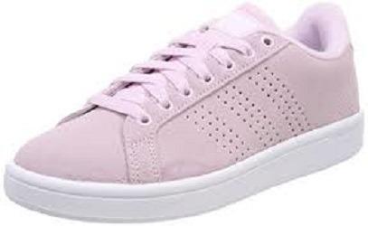 save off f365d 0ce11 zapatillas adidas mujer neo cf advantage cl w gamuza