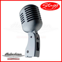 Microfono Stagg Md007 Vintage Años 50s T/shure - En Palermo