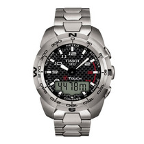 Relogio Tissot T-touch Expert T0134204420200