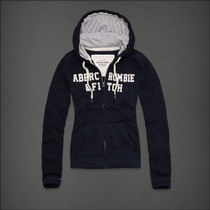 Hoodies Buzos Abercrombie & Fitch Mujer Nuevos Modelos