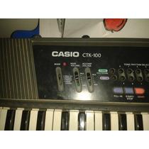 Remato Teclado Casio Ctk-100 Oferta