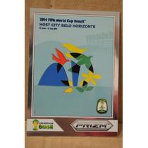Cards Prizm Base Host City- Belo Horizonte