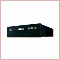 Combo Lector Bluray 3d Asus Bc-12b1st 12x Sata Quemador Dvd