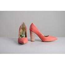 Zapato Stiletto Mujer Luis Xv Linea Folia De Calzadosoher