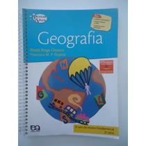 Geografia 3º Ano 2ª Série - Pensar E Viver - Do Professor