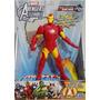 Figura Iron Man Mighty Battlers Hasbro