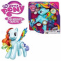 My Little Pony Rainbow Dash Volteretas Original Hasbro
