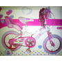 Bella Bicicleta Bmx Rin 14 Tic Tac.original Totalmente Nueva