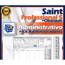 Sistema Administrativo Factura Saint Professional 5 Windows