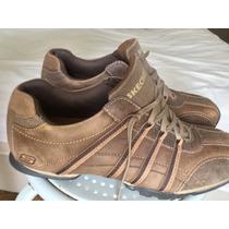 Sapato Skecchers Verde Escuro Tam 42 Importado Dos Eua Lindo