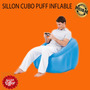 Sillon Inflable Puf Relax Living Premium Confort