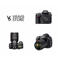 Nikon D800 Full Frame Nova 36 Megapixels (top De Linha)