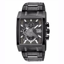 Relógio Technos Cronógrafo Carbon Caixa Grande +frete