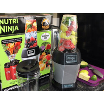 Nutri Ninja 900watts Procesador Alimentos Bullet Jugos Figur