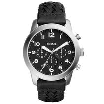 Relógio Masculino Fossil Cronógrafo, Preto - Fs5181/0cn