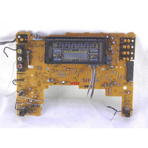 Placa Com Display Micro System Sony Mhc-dx50 (0195a)