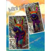 Mini Piñatas Decoracion Mesa De Dulces