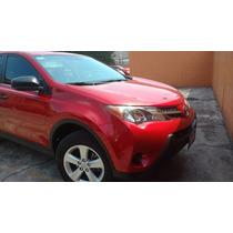 Toyota Rav 4 Año 2014 Nueva