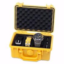 Relógio Orient Titânio Sea Tech Mbttc014 - 500m Solar Tipo