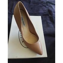 Zapatos Color Nude Steve Madden Nuevos. 6 Mex, 9 Usa