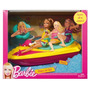Bella Moto Acuatica De La Barbie De Mattel
