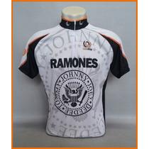 Camisa Ciclismo Ramones