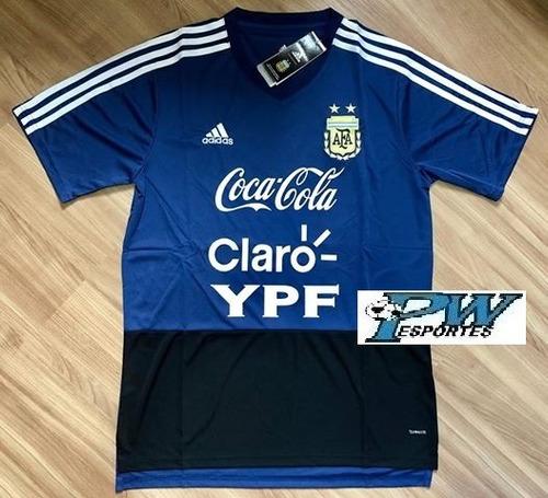 c628259d85 Promoção  Camisa Da Seleção Da Argentina De Treino - R  129