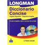 Longman Diccionario Concise Cased And Cd-rom (s Envío Gratis
