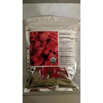 Goji Bayas Naturales Organicas Lo Mejor .250 Gramos