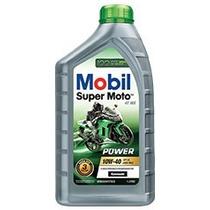 Óleo Lubrificante Mobil 10w40 Super Moto 4t