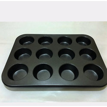 Placa Cupcake Para 12 Pirotines X 2 Cotillon