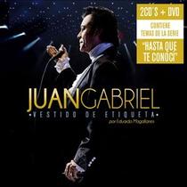 Juan Gabriel Vestido De Etiqueta Magallanes (2 Cd