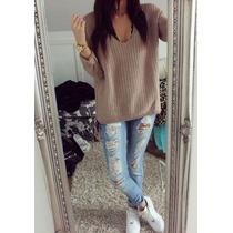 Limpia Closet Sueter,otoño,,ropa Americana,etiqueta, Moderna