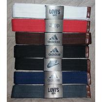 Correa Para Caballeros Adidas, Nike, Levis, Jeep De Nylon