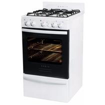 Cocina Orbis Multigas 50cm Macrovision 2 Encendido Blanca