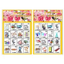 Lotería Para Despedida De Soltera 150 Cartas Diferentes