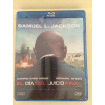 Blu Ray - Samuel L. Jackson - El Día Del Juicio Final