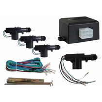 Centralizador 4 Actuadores Para Seguros Cableado P/ Alarmas