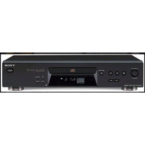 Cd Player Hi-fi Sony Cdp-xe370 Reproductor De Cd Discos