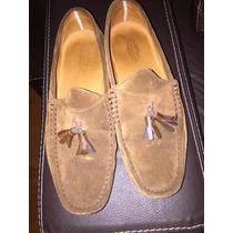 Zapatos Mocasines Massimo Dutti Como Nuevos