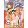 Dvd Hi5 - Clipes Musicais - Novo E Lacrado