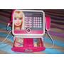 Caja Registradora Y Microfono Barbie Originales