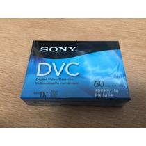Digital Video Cassette Sony Dvc Mini Dv Nuevos