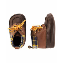 Carters Zapatos Bebe Niño Botitas 9 Meses Americanos Envio G