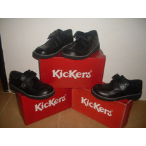Zapatos Escolares Kickers Oferta Aprovecha Este Precio