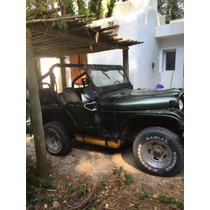 Jeep Ika 56 4x4 1956